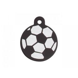 Hundetegn Cirkel Fodbold lille