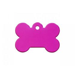 Hundetegn Kødben Pink Lille