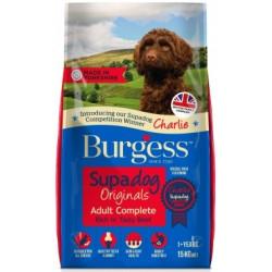 Supadog Adult Dog Beef 15kg