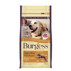 Sensitive Adult Dog Turkey & Rice 2kg