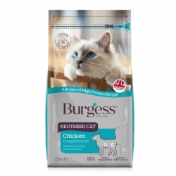 Burgess SUPACAT Neutered 1,5kg