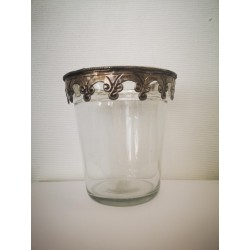 Stjernholm Design Glaspotte Clear