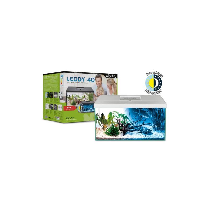 Leddy 40 Day & Night 25 Liter Hvid