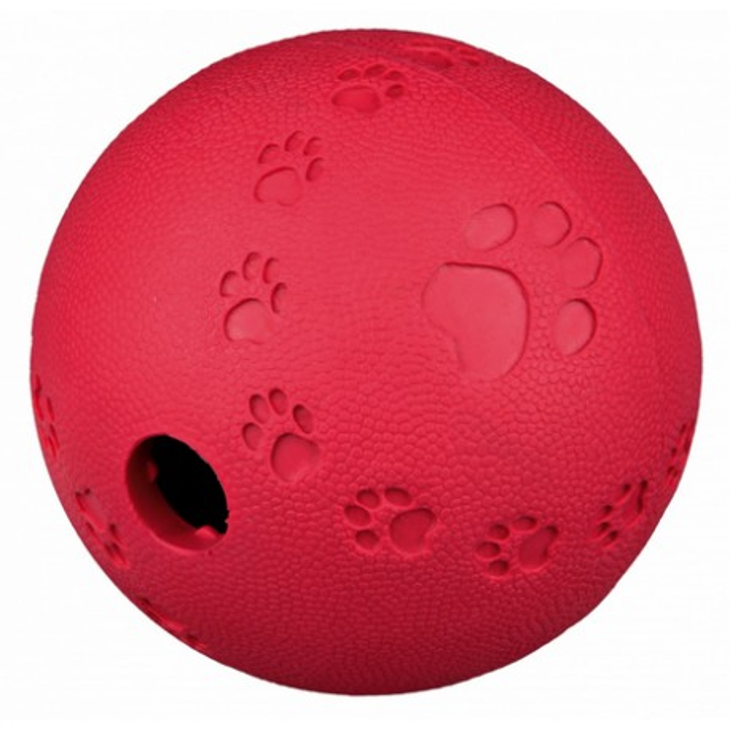 Snackball 7 cm Rød