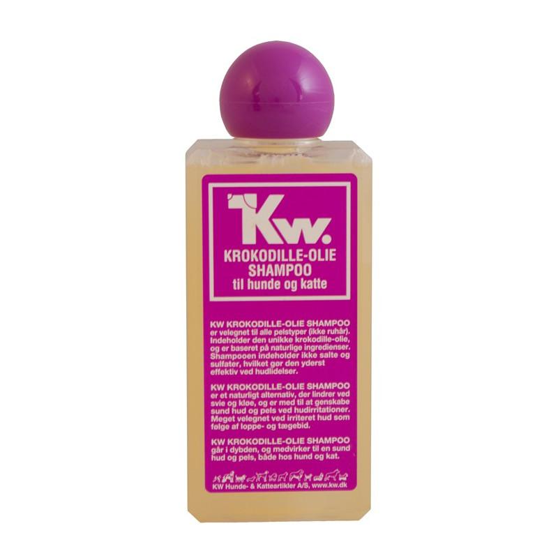 KW Krokodille-olie Shampoo 200 ml