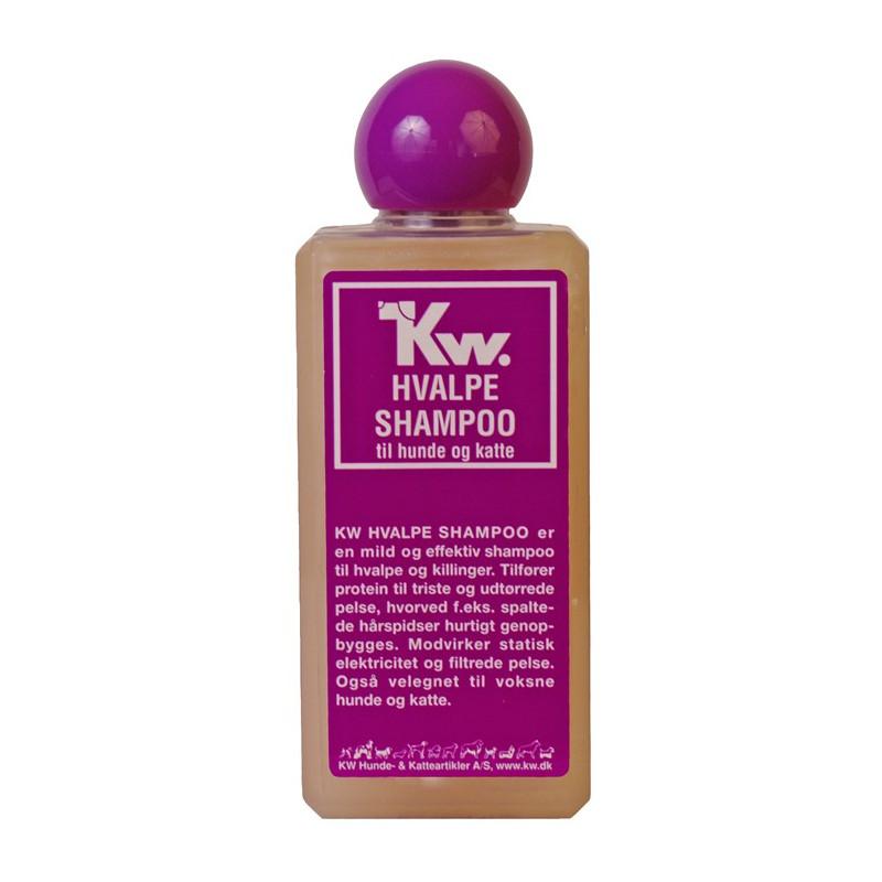 KW Hvalpe Shampoo 200 ml