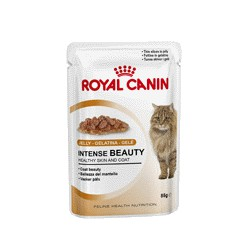 Royal Canin Intense Beauty i gele 12x85 gram