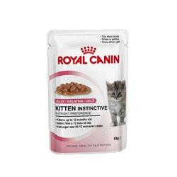oyal Canin Kitten Instinctive i gele 12x85 gram