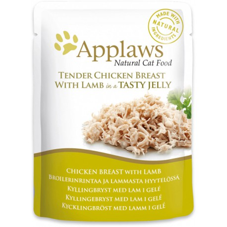 Applaws kylling&lam pouch 70g