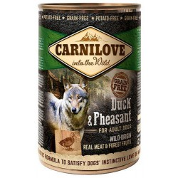Carnilove Canned Duck & Pheasant 400g