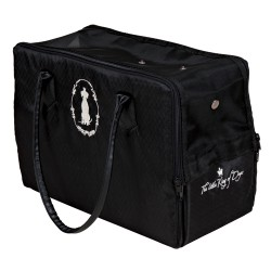 King of Dogs Carrier, , 36×26×17 cm sort